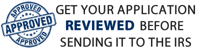 IRS Form 1023 Application Review